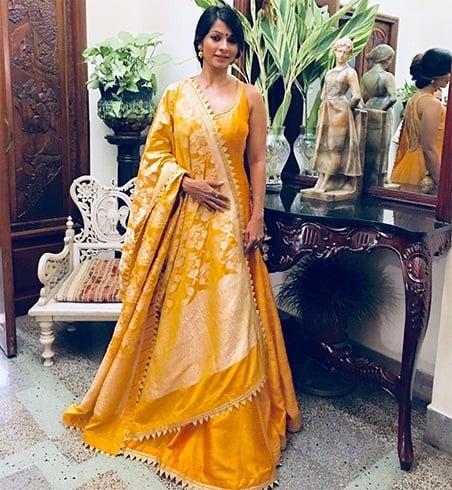 Tanishaa Mukherji at Diwali Party