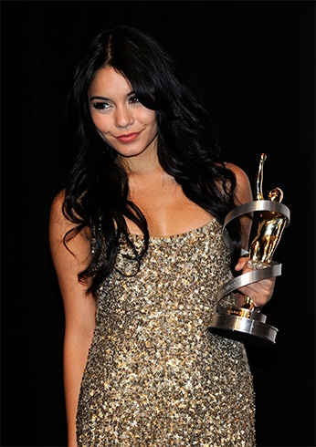 Vanessa Hudgens Professional Career