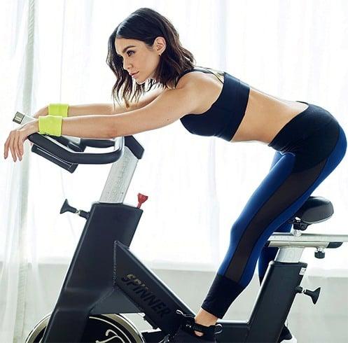 Vanessa Hudgens Workout