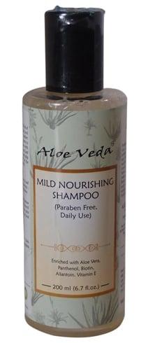 Aloe Veda Mild Nourishing Shampoo