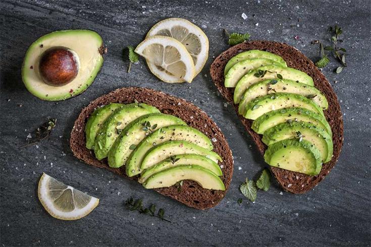 Avocado for PCOS Diet