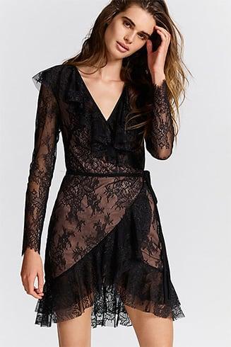 Black Dresses For a Wedding