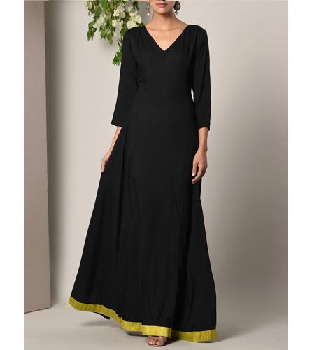 Black Modal Dresses
