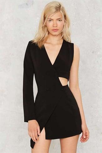 Black dresses for Beach Weddings