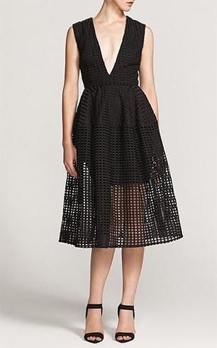 Black dresses for Conservative Weddings