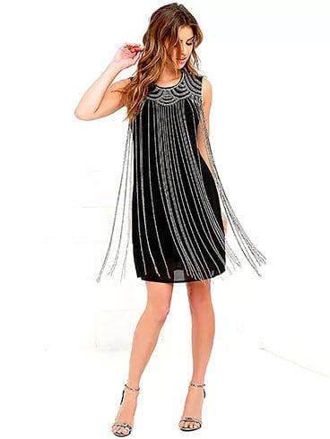 Black dresses for Evening Wedding