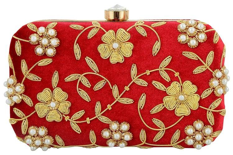 Clutch Bag Purse For Bridal