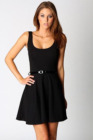 Conservative Weddings Black dresses