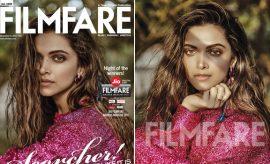 Deepika Padukone Filmfare Magazine Cover