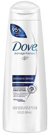 Dove Intense Repair Damage Therapy Shampoo