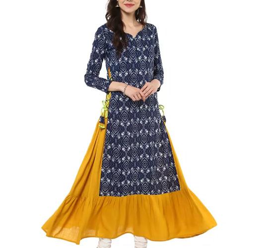 Festive Wear Full Length Ethnic Anarkali
