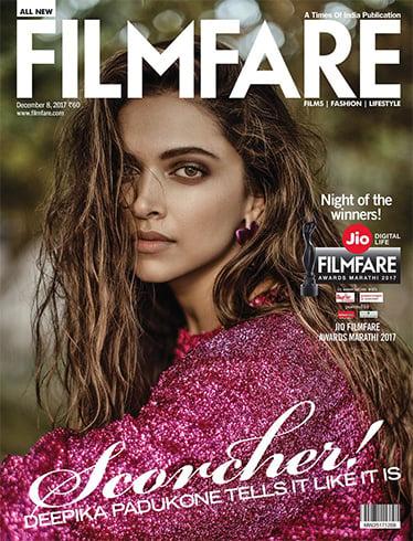 Filmfare Magazine Cover