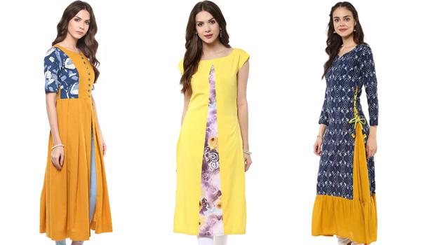 Indo-Western Tops