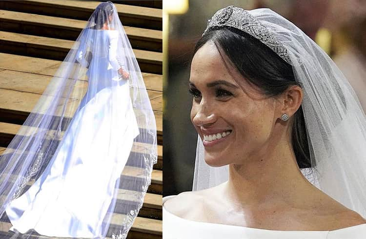Meghan Markles Wedding Outfits