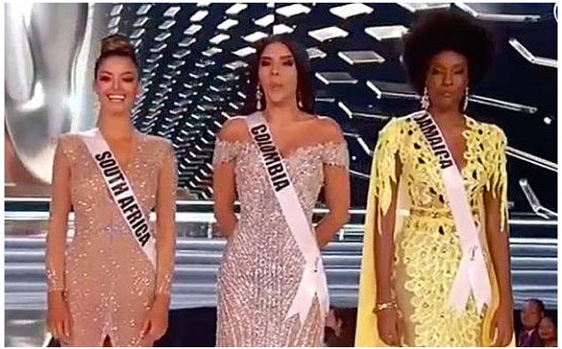 Miss Universe 3 finalist