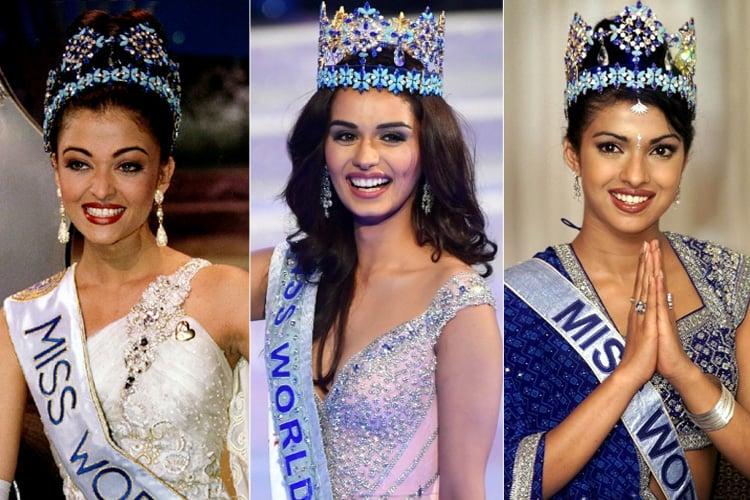 Miss World Winners List