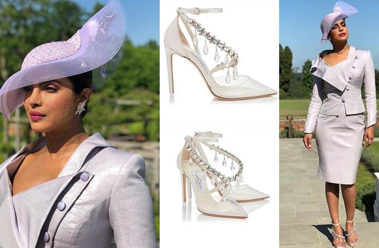 Priyanka Vivienne Westwood Outfit