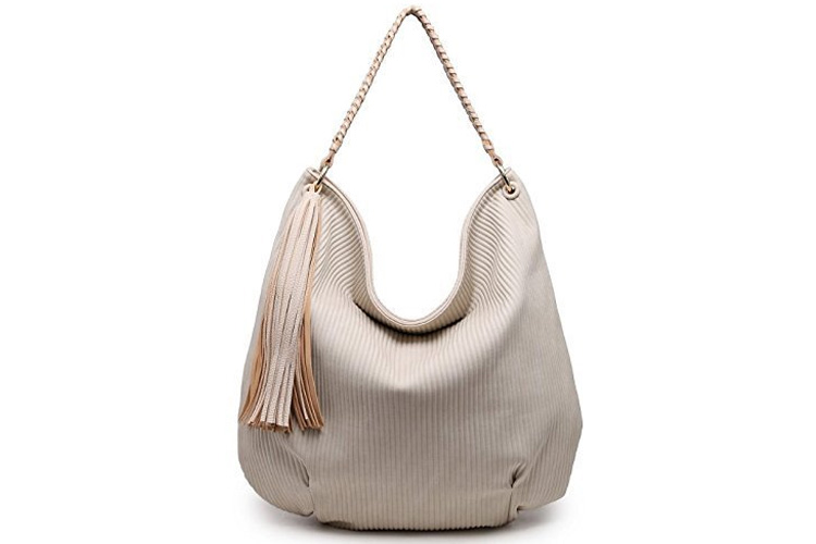 Tote Shoulder Casual Faux Leather Purse Hobo Bags