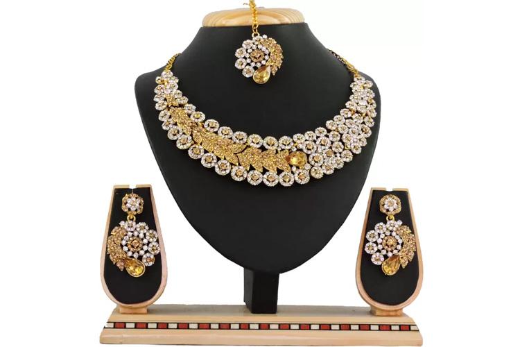 Vatsalya Creation Alloy Jewel Sets