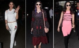 Bollywood Inspired Airport Fashion