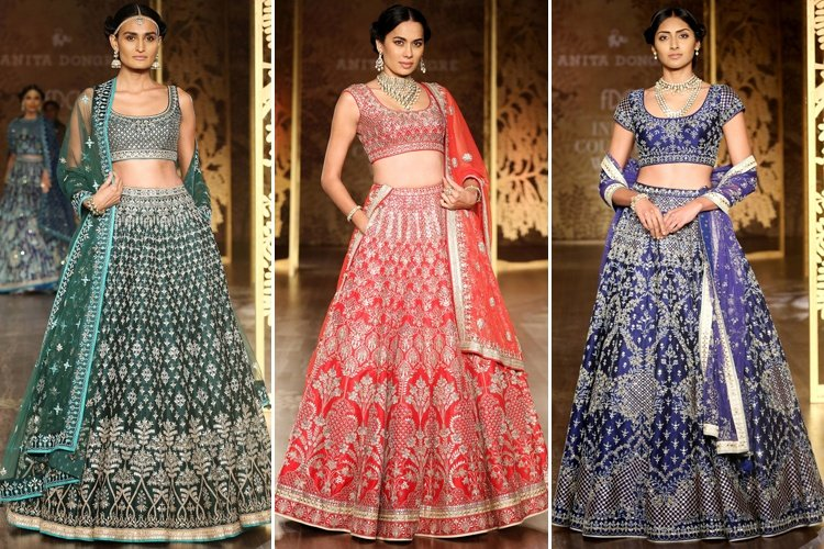 bffb5dfc92e8 Watch Out For These 5 Bridal Lehengas For Your Wedding .