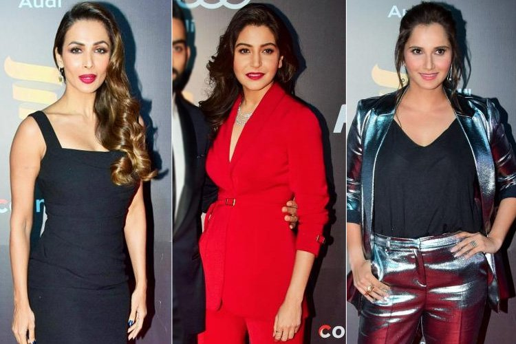 Celebs at Indian Sports Honours Awards 2017
