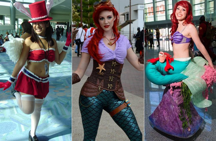 Cool Cosplay Ideas for Girls