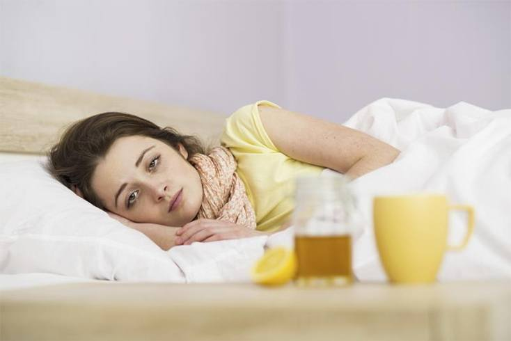 Coughing at night would symptom
