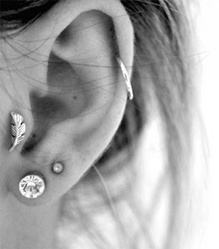 Different Ear Piercings