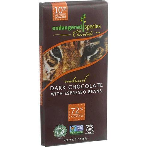 Endangered Species Dark Chocolate