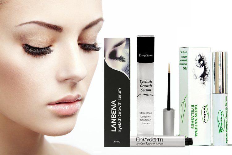 Eyelash Growth Serums