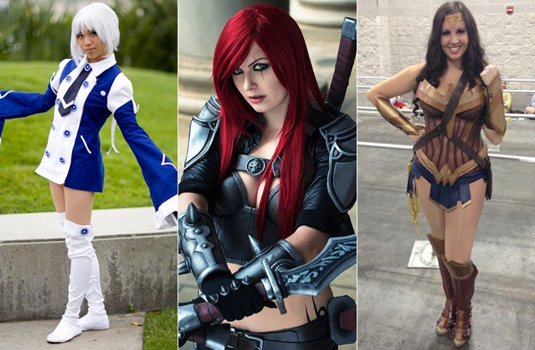 Female Cosplay Ideas