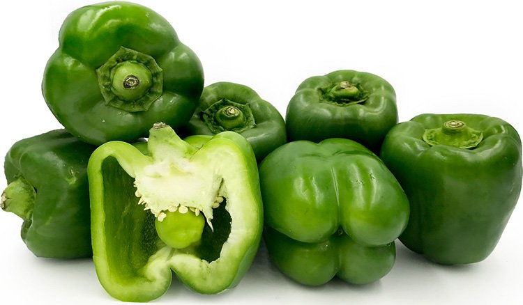 Green Peppers for PCOS diet