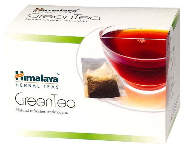 Himalaya Green Tea