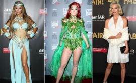 Hollywood Halloween Dressing
