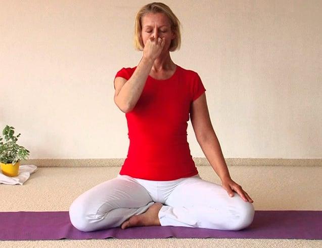 How To Do Pranayama Breathing in Yoga