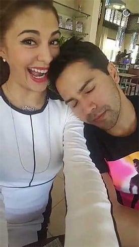 Jacqueline Fernandez Snapchat