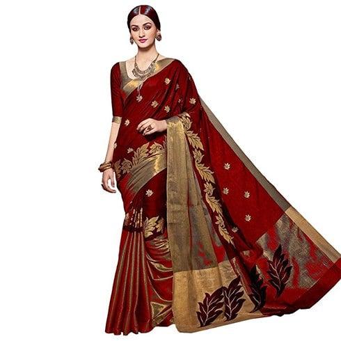 Kancheepuram Sari