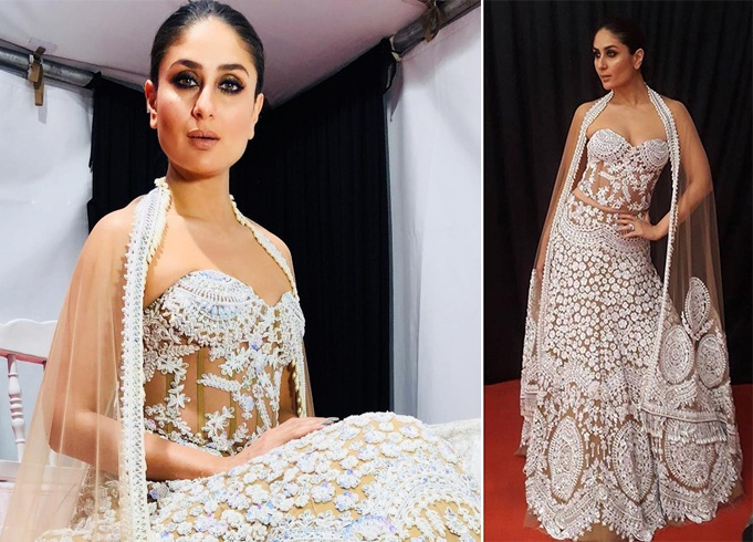 Kareena Kapoor in Manish Malhotra