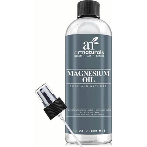 Willkommen Magnesium-Öl in Ihrer Gesundheit und Wellness-Regime