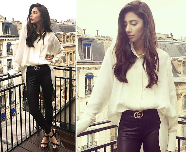 Mahira Khan Fashion Dresses