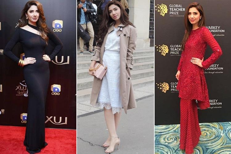 Mahira Khan Styles