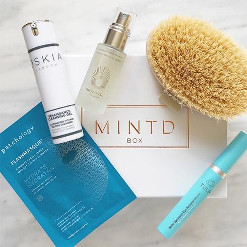 Mintd Makeup Box