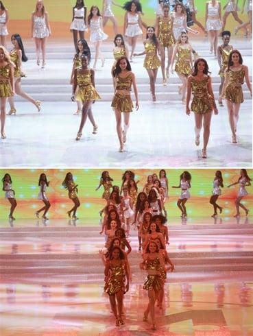 Miss World Performance