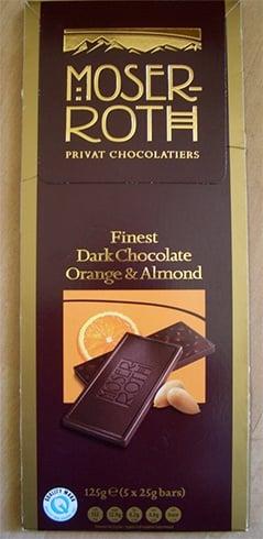 Moser Roth Premium Dark Chocolate