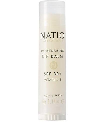 Natio Aromatherapy Moisturising Lip Balm