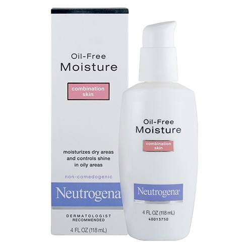 Neutrogena Oil free Moisture Combination Skin