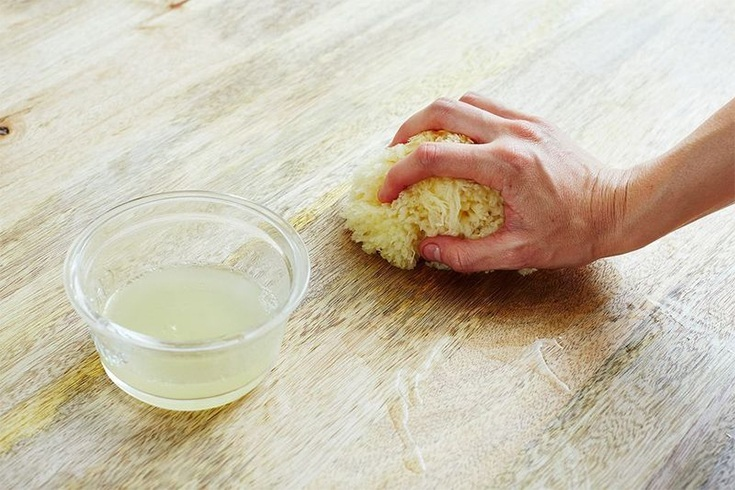 Remove Turmeric Stain From Countertops