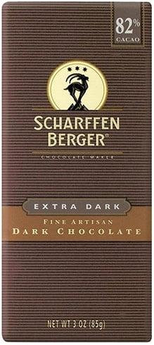 Scharffen Berger Dark Chocolate
