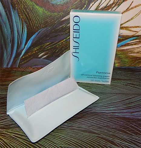 Shiseido Pureness Oil Controlling Blotting Papers